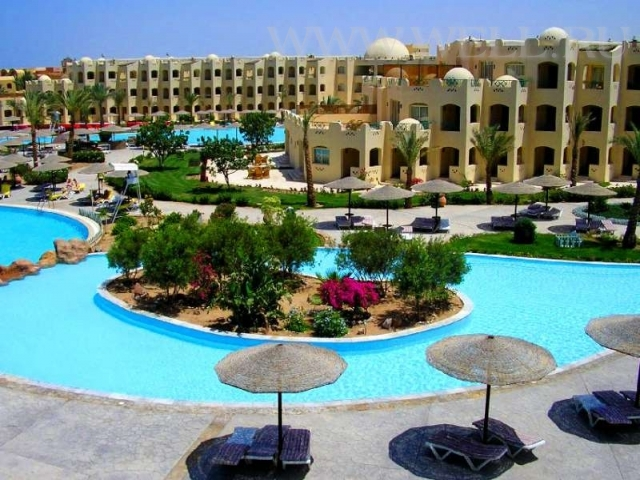 Отель Tia Heigts Makadi Bay 5*