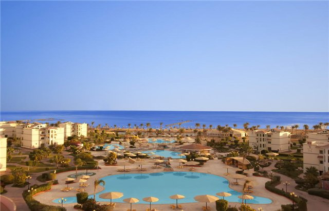 Отель Harmony Makadi Bay Hotel & Resort 5*
