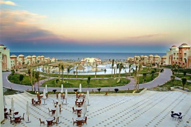 Отель Serenity Makadi Heights 5*