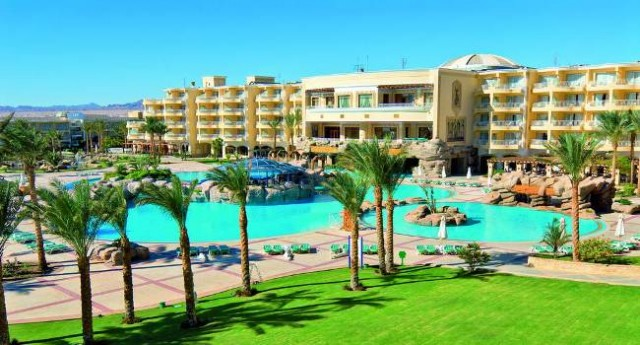 Отель InterContinental Abu Soma Resort 5*