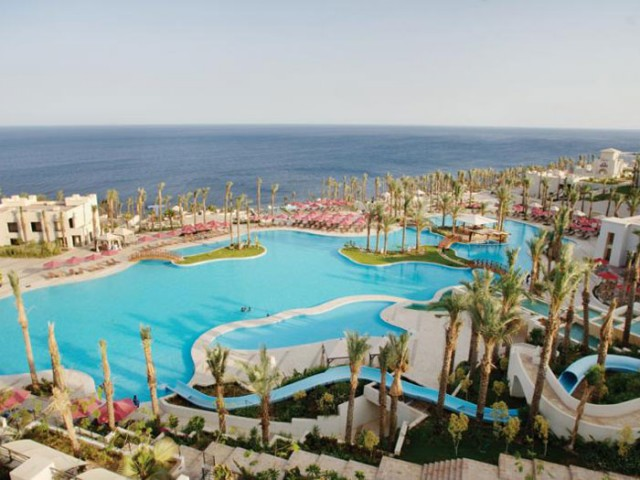 Отель Grand Rotana Resort&Spa